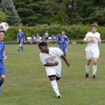 Boys JV Soccer vs Lamphere 08-23-2017