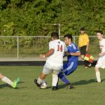 Clarenceville High School Boys Varsity Soccer falls to Lamphere High School 2-0