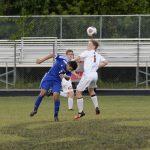 Clarenceville High School Boys Varsity Soccer ties Southfield Christian High School 2-2