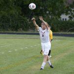 Clarenceville High School Boys Varsity Soccer beat Summit Academy Schools 8-2