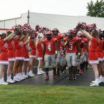 Varsity Football vs Lutheran High North 08-26-2017