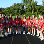 CHS Sideline Cheer – Thurston Game 09-08-2017