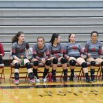 Girls JV Volleyball vs Redford Union 10-10-2017