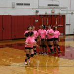 Girls Freshman Volleyball vs Crestwood 10-12-2017