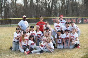 CHS Girls Softball vs Robichaud – 04-23-2018