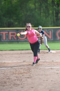 CHS Girls Varsity Softball vs Thurston – 05-16-2018