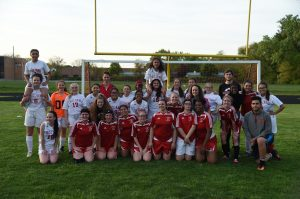 CHS Girls Soccer Alumni Game – 05-17-2018