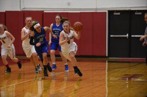CHS Girls Varsity Basketball VS Southfield Christian – 12-22-2017