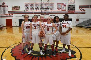 CHS Girls Varsity Basketball VS Thurston – 01-23-2018