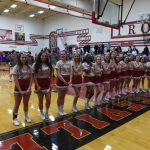 CHS Girls Varsity Competitive Cheer - 01-30-2018