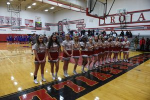 CHS Girls Varsity Competitive Cheer – 01-30-2018