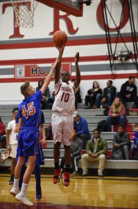 CHS Boys JV Basketball VS Garden City – 01-30-2018