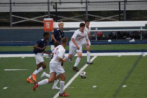 CHS Boys JV Soccer VS Waterford Mott – 08-20-2018