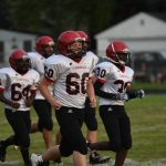CHS Boys JV Football VS Redford Union - 08-29-2018
