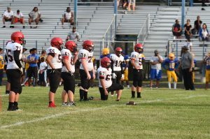CHS Boys JV Football VS Redford Union – 08-29-2018