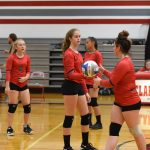 CHS Girls Freshman Volleyball vs Cranbrook-Kingswood - 09-20-2018
