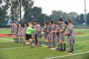 CHS Boys Varsity Soccer vs Oak Park – 10-08-2018