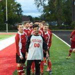 CHS Boys Varsity Soccer vs Alumni - 10-11-2018