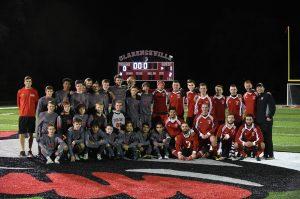 CHS Boys Varsity Soccer vs Alumni – 10-11-2018