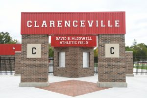 CHS McDowell Field – Shaw Stadium – Ribbon Cutting Ceremony – 10-12-2018