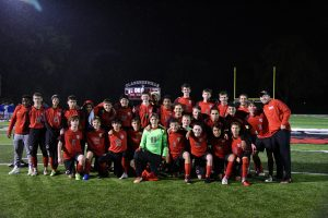 CHS Homecoming Game – Boys Varsity Soccer vs Garden City – 10-12-2018
