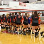 Girls JV Volleyball vs Garden City - 10-18-2018