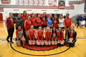 Girls Varsity Volleyball vs Garden City – 10-18-2018