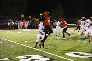 CHS Football vs Bishop Foley – 10-19-2018