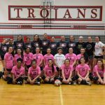 CHS Girls Volleyball Alumni Game - 10-27-2018