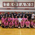 CHS Girls Volleyball Alumni Game - 10-27-2018