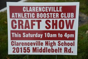 Clarenceville Athletic Boosters 2018 Holiday Craft Show – 11-10-2018