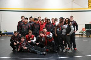 CHS Varsity Wrestling – Farmington Harrison Team Tournament – 12-08-2018