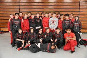 CHS Varsity Wrestling – Livonia City Meet – 12-12-2018