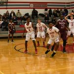 CHS Boys JV Basketball VS Romulus - 01-11-2019