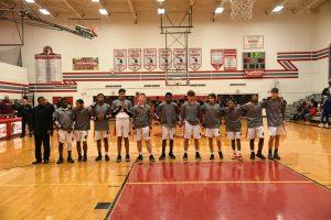 CHS Boys Varsity Basketball VS Romulus – 01-11-2019