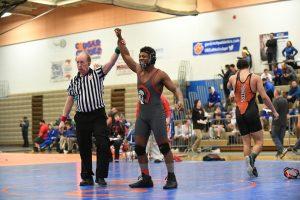 CHS Wrestling –  Garden City Individual JV Tournament – 01-12-2019