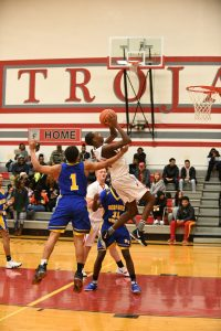 CHS Boys JV Basketball vs Redford Union – 01-15-2019