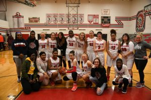 CHS Girls Varsity Basketball vs Garden City – 01-25-2019