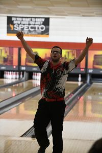 CHS Bowling – Clarenceville Doubles Tournament – Part 1 – 01-26-2019