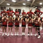 Varsity Competitive Cheer reaches a new season high score!