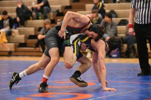 CHS Wrestling WWAC Tournament part 1 at Garden City – 02-02-2019
