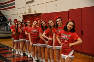 CHS Cheer – Thurston Game – 02-05-2019