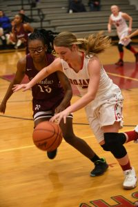 CHS Girls Varsity Basketball vs Romulus – 02-08-2019