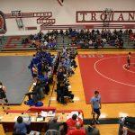 CHS Varsity Wrestling Team Regionals - 02-13-2019