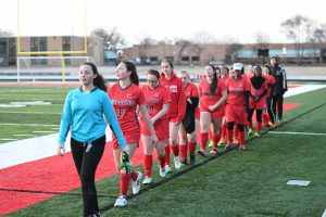 CHS Girls Varsity Soccer vs Lutheran Northwest – 03-27-2019