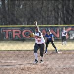 CHS Girls Varsity Softball vs Southfield Christian - 04-12-2019