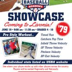 U.S. Baseball Academy – Wednesday, June 19