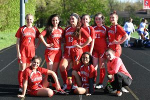 CHS Girls JV Soccer vs Garden City – 05-13-2019