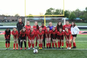 CHS Girls Varsity Soccer vs Garden City – 05-13-2019