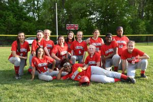 CHS Girls JV Softball vs Churchill – 05-16-2019
